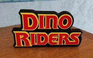 Logo Dino Riders / dinoriders