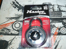 Master Lock 1500D Combination Padlock Worlds Best Selling Combination Lock