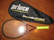 Prince Thunder Strike OS 125 Longbody Tennis Racket  - 4 5/8