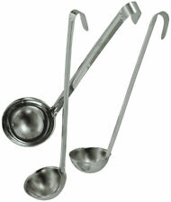 One-Piece Stainless Steel Ladle / Dipper (select size dropdown)