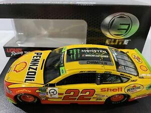 2018 #22 Joey Logano Shell Pennzoil Cup Champion  Elite