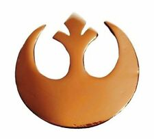 Star Wars Goldtone Rebel Alliance Metal Enamel Costume Pin