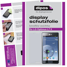 LG Optimus L7 II screen protector protection guard crystal clear