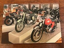 Vintage Spitfire, Shooting Star. Sloper BSA National Motorcycle Museum Postcard