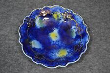 Porzellan,Teller, Plätzchenteller,  Wallendorfer Porzellan, Kobalt