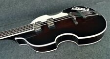 Hofner HCT 500/1-DBR Contemporary CAVERN BEATLE BASS GUITAR DARK BROWN SUNBURST