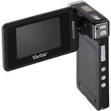 Vivitar DVR 865HD 16 MB Camcorder - Black
