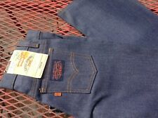 Vintage 1970s LEVIS HARDWEAR DENIM JEANS Pants SIZE 14 Waist 25 SLIM New NWT Nos