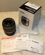 CANON EF-S18-55mm f/3.5-5.6 IS II Zoom LENS w/ Image Stabilizer
