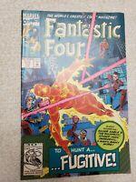 Fantastic Four Comic Book #373 Marvel Comics 1993