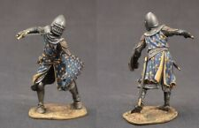 Tin toy soldiers ELITE painted 54 mm  medieval knight