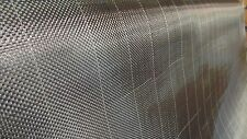 "CARBON FIBER FABRIC 3K PLAIN WEAVE 6 OZ. 42"" WIDE X 3 YARDS LONG WITH TRACERS !"