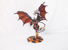 Warhammer Daemons Khorne Bloodthirster Of Unfettered Fury Custom Painted Pizzazz