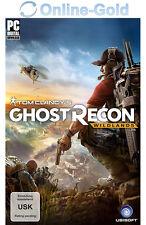 Tom Clancy's Ghost Recon Wildlands Key - Uplay Code Ubisoft PC Standard [DE/EU]
