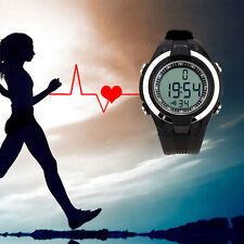 Waterproof Chest Belt Strap Polar Wireless Sports Heart Rate Monitor Watch LX