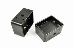 Rough Country 5-inch Rear Lift Blocks