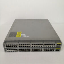 Cisco N3K-C3048TP-1GE 48× 10/100/1000Base-T & 4× 10G SFP+ L3 Switch W/ Dual PSU