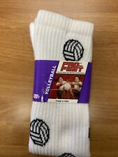 Pro Feet Volleyball Socks All Athletic Knee Large