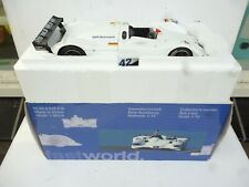 Modellauto 1:18 KYOSHO  BMW V12 LMR  WXELLENT IN MOTORSPORT DEALER BOX 99%