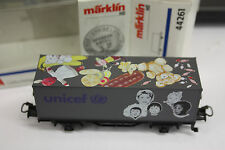 MÄRKLIN HO H0 SOMO 44261 4481 UNICEF 1996    TOP! OVP! ML11