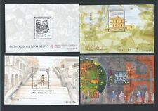 Macau 1999 UMM Selection of Miniature Sheets (10) Cat £42+