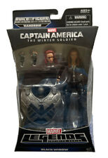 Marvel Legends The Winter Soldier Mandroid Baf Black Widow Action Figure *New*