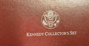 1998 Robert F. Kennedy - Two Coin set - UNC & Matte - San Francisco