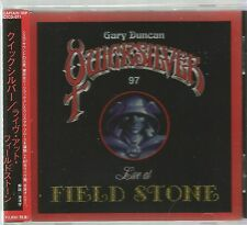 GARY DUNCAN'S QUICKSILVER  -  LIVE AT FIELD STONE 1997.   /   JAPANESE  EDITION.