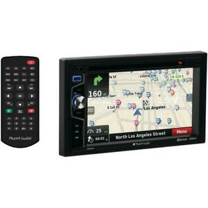 Planet Audio PNV9674 Car GPS Navigation and DVD Player - Double Din, Bluetooth A