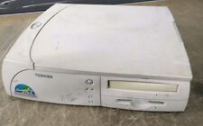 Vintage Toshiba Equium 7000S Intel Pentium III 300MHz 128MB RAM 9.1GB HDD 1x ISA