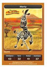 Carte Carrefour Dreamworks - Madagascar - Marty  N°53