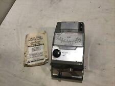 Amprobe Amc 3 Hand Cranked Insulation Tester 500 Megaohms Amp 1000 Volt