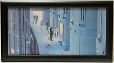 Star Wars LIFE On The DEATH STAR FRAMED CONCEPT PRINT McQuarrie 1977
