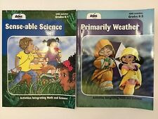 Aims Activities For Math & Science - Sense-able Science & Primarily Weather
