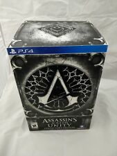 Assassin's Creed Unity Collector's Edition PlayStation 4 PS4 Statue Only No Game