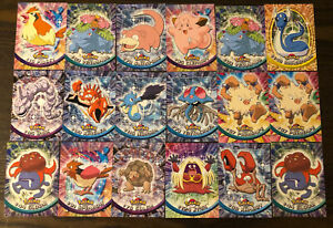 Lot of 42 Pokemon Cards - Topps Trading Cards