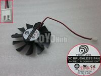 New For POWER LOGIC PLD06010S12H 12V 0.30A graphics card fan