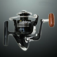12+1BB Ball Bearing Saltwater/ Freshwater Fishing Spinning Reel 5.5:1 3000-5000
