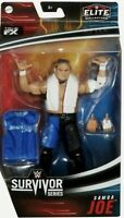 WWE SAMOA JOE SURVIVOR SERIES PPV MATTEL ELITE WRESTLING SERIES FIGURE TNA