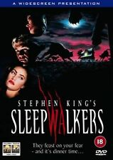 Sleepwalkers 1992 Brian Krause, Mädchen Amick Brand New Sealed DVD