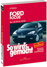 So wirds gemacht (Band 117) | Ford Focus 10/98-10/04