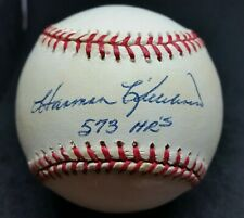 HARMON KILLEBREW 573 HR'S Signed Official Rawlings AL BASEBALL Autographed SGC