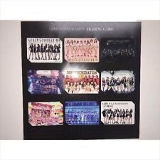 SNSD GIRLS' GENERATION THE BEST Japan Limited 2CD Blu-ray Booklet Photo card set