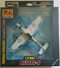 Easy Model WWII Aircraft bf1099g-6 v/jg53 1945 Hungary Item: 37259 New