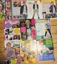 Cody Simpson, Lot of TEN Full Page Clippings