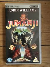 Jumanji PSP UMD! Tested And Working! In Good Condition!