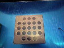 EBBE Antique Pewter Finish   Square Tile Shower Drain  ( ESD-AP )
