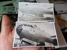 "WW2 ERA US ARMY AIR CORPS BOMBER PIN-UP NOSE ART SNAPSHOT PHOTO ""DRAGON LADY"""