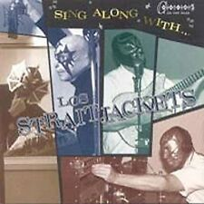1 CENT CD Sing Along with - Los Straitjackets