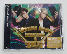 SUPER JUNIOR DONGHAE & EUNHYUK - I WANNA DANCE (NORMAL EDITION) KOREAN Version